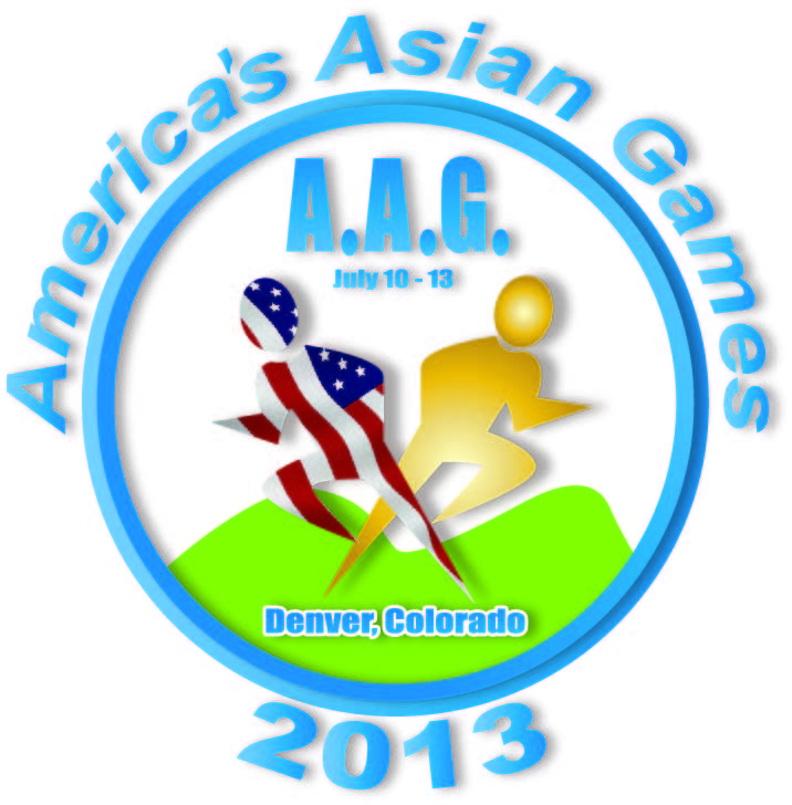Logo Design by rolsjee - Entry No. 7 in the Logo Design Contest New Logo Design for America's Asian Games.