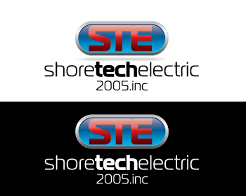 Logo Design by Desine_Guy - Entry No. 182 in the Logo Design Contest Shore Tec Electric 2005 Inc.