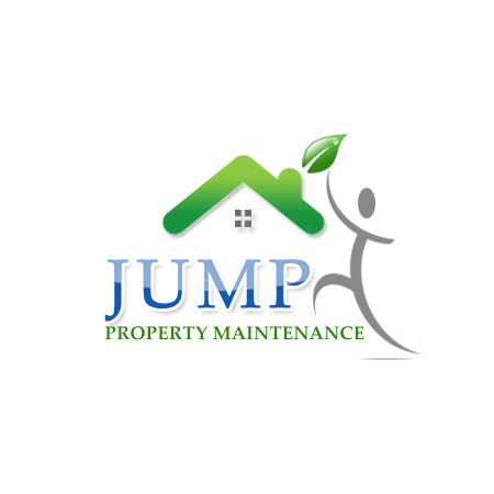 Logo Design by Crystal Desizns - Entry No. 112 in the Logo Design Contest Creative Logo Design for Jump Property Maintenance.