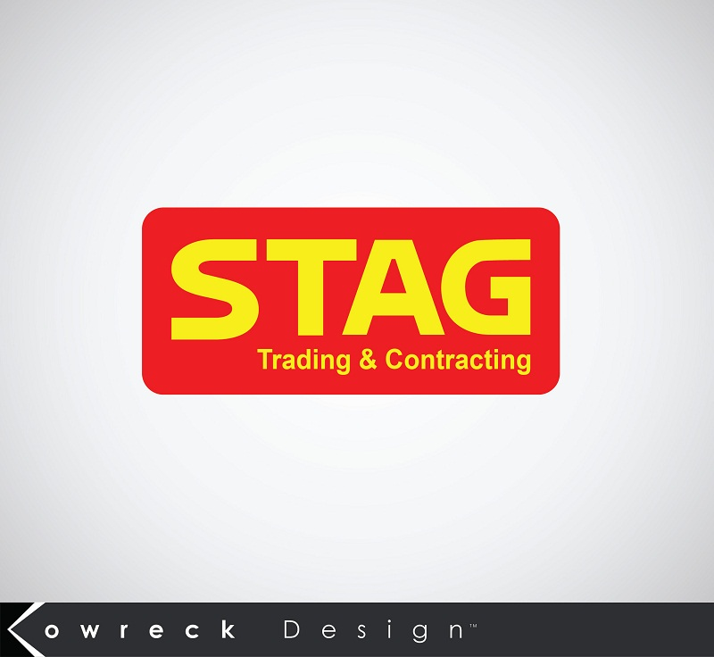 Logo Design by kowreck - Entry No. 90 in the Logo Design Contest Captivating Logo Design for STAG Trading & Contracting.