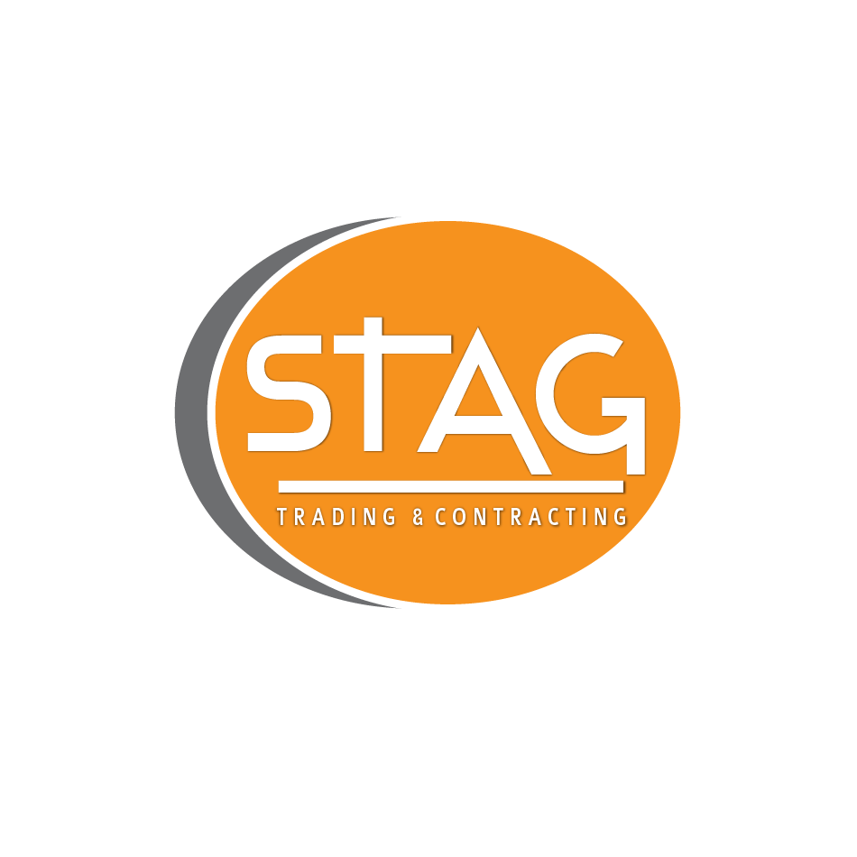 Logo Design by moonflower - Entry No. 92 in the Logo Design Contest Captivating Logo Design for STAG Trading & Contracting.
