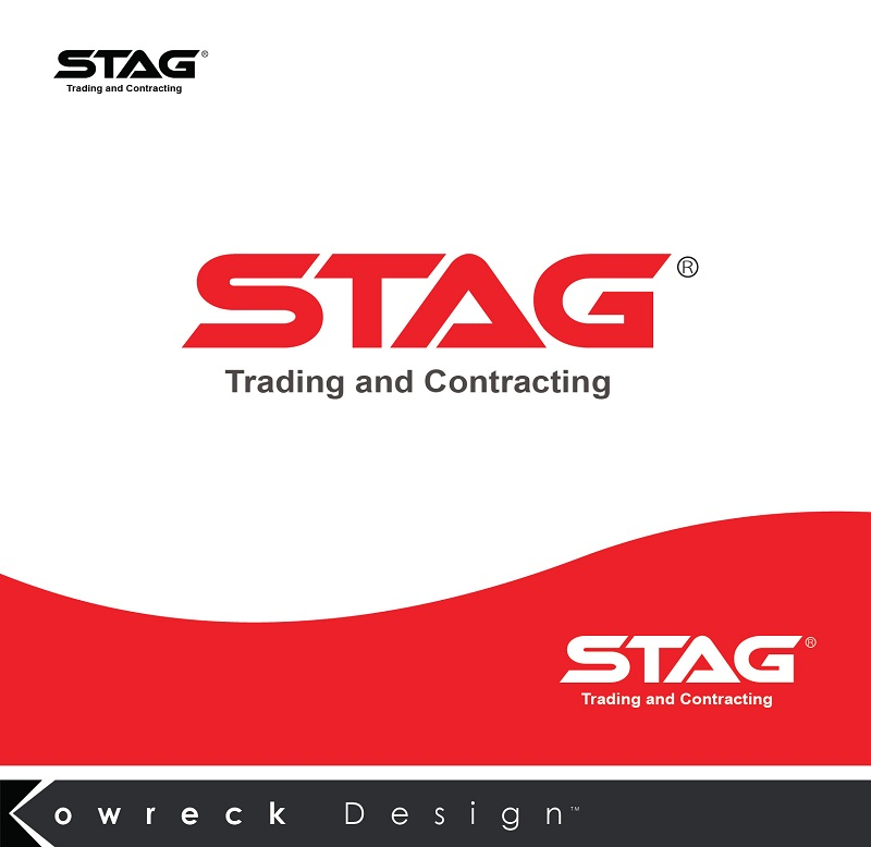 Logo Design by kowreck - Entry No. 93 in the Logo Design Contest Captivating Logo Design for STAG Trading & Contracting.
