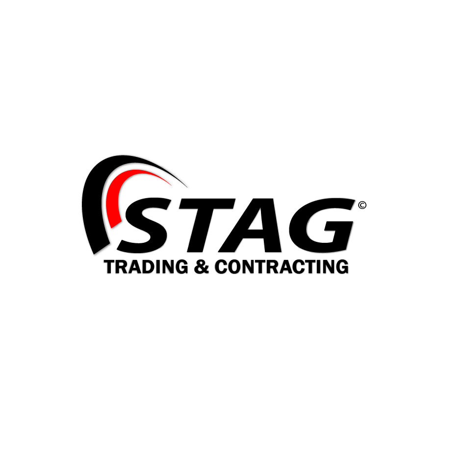 Logo Design by moonflower - Entry No. 100 in the Logo Design Contest Captivating Logo Design for STAG Trading & Contracting.
