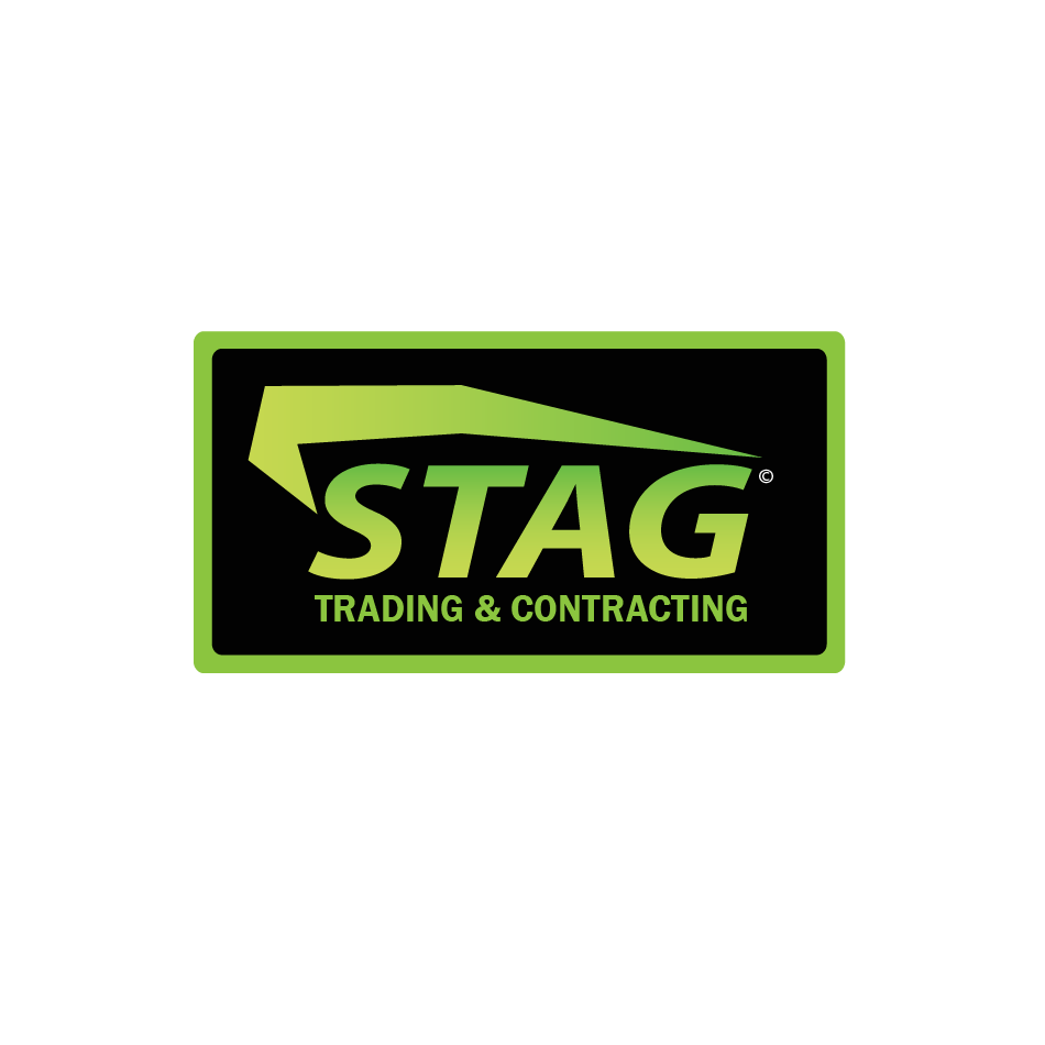 Logo Design by moonflower - Entry No. 104 in the Logo Design Contest Captivating Logo Design for STAG Trading & Contracting.