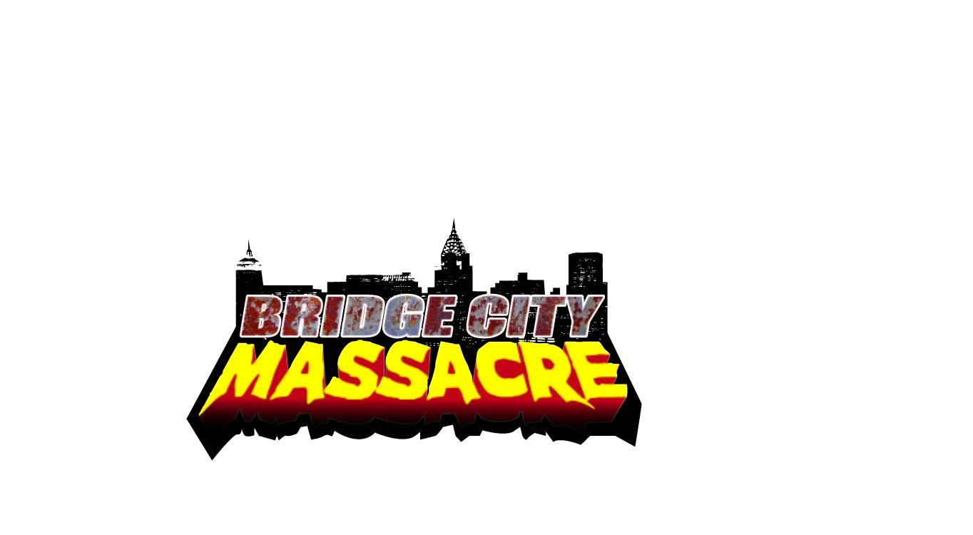 Logo Design by rolsjee - Entry No. 57 in the Logo Design Contest New Logo Design for Bridge City Massacre.