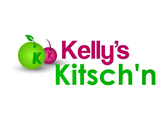 Logo Design by Ismail Adhi Wibowo - Entry No. 1 in the Logo Design Contest Unique Logo Design Wanted for Kelly's Kitsch'n.