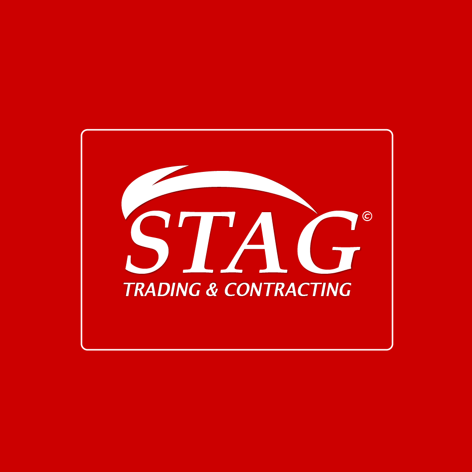 Logo Design by moonflower - Entry No. 106 in the Logo Design Contest Captivating Logo Design for STAG Trading & Contracting.