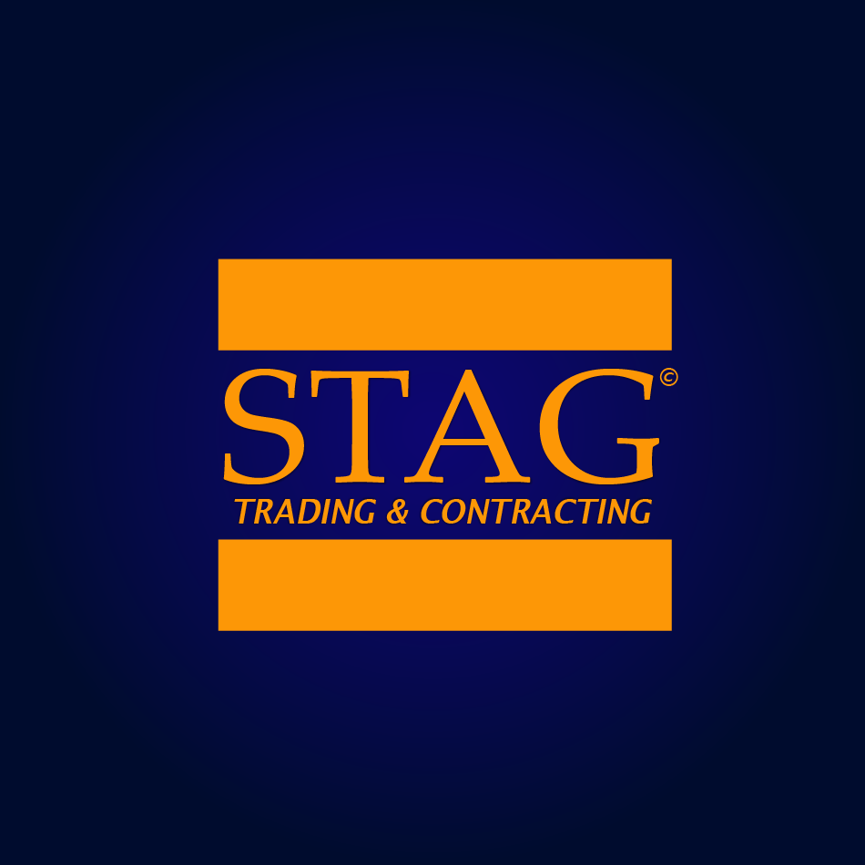 Logo Design by moonflower - Entry No. 107 in the Logo Design Contest Captivating Logo Design for STAG Trading & Contracting.