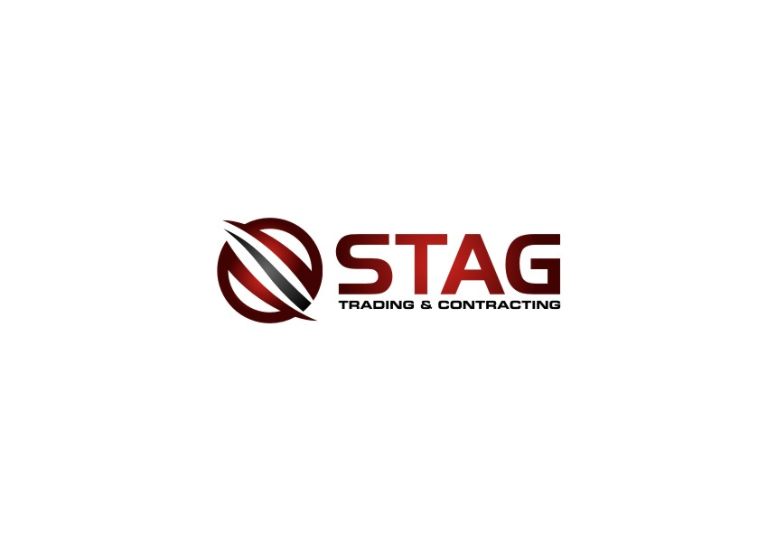 Logo Design by untung - Entry No. 108 in the Logo Design Contest Captivating Logo Design for STAG Trading & Contracting.