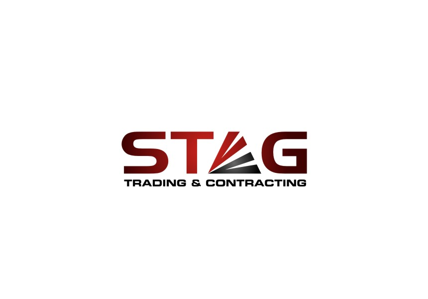 Logo Design by untung - Entry No. 109 in the Logo Design Contest Captivating Logo Design for STAG Trading & Contracting.