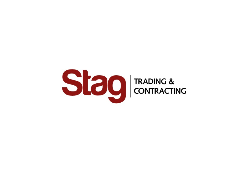 Logo Design by untung - Entry No. 111 in the Logo Design Contest Captivating Logo Design for STAG Trading & Contracting.