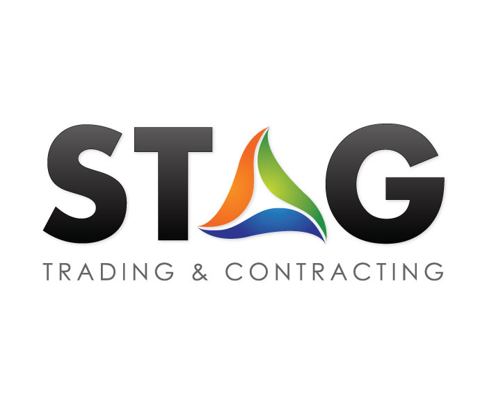 Logo Design by Emad A Zyed - Entry No. 112 in the Logo Design Contest Captivating Logo Design for STAG Trading & Contracting.