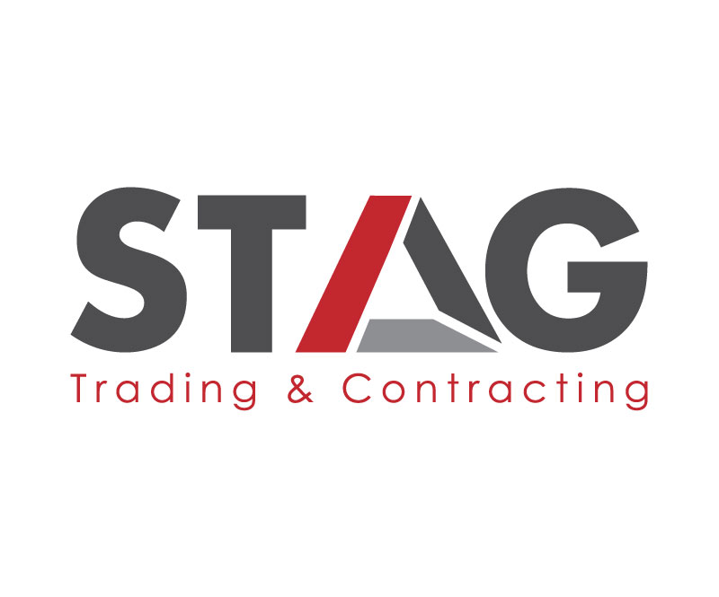 Logo Design by Emad A Zyed - Entry No. 113 in the Logo Design Contest Captivating Logo Design for STAG Trading & Contracting.