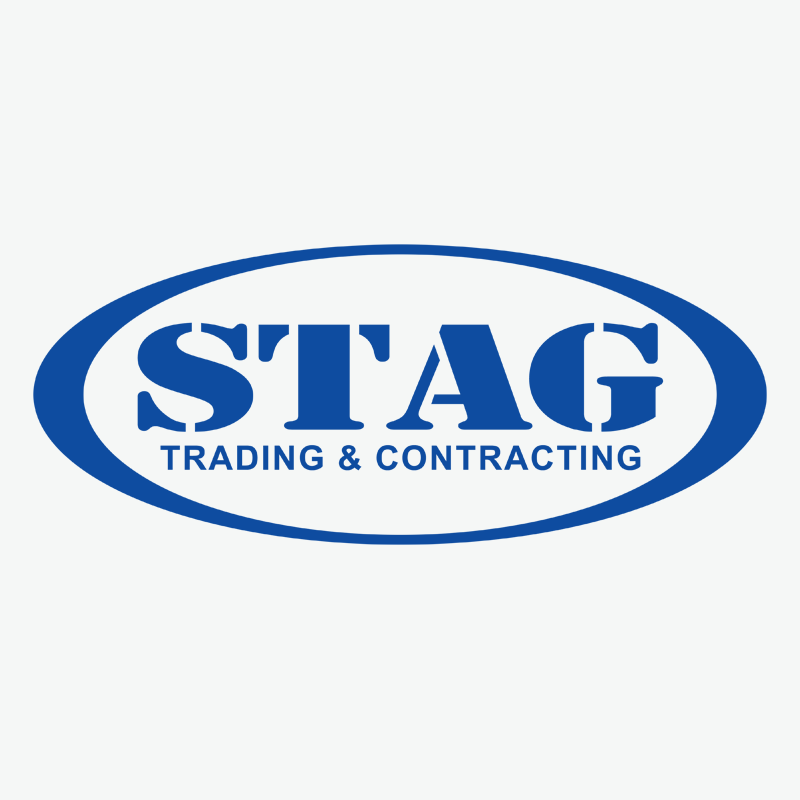 Logo Design by Robert Turla - Entry No. 116 in the Logo Design Contest Captivating Logo Design for STAG Trading & Contracting.