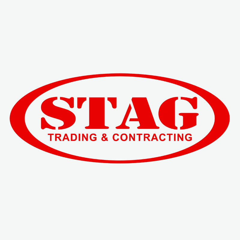Logo Design by Private User - Entry No. 117 in the Logo Design Contest Captivating Logo Design for STAG Trading & Contracting.