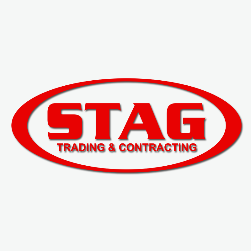 Logo Design by Private User - Entry No. 120 in the Logo Design Contest Captivating Logo Design for STAG Trading & Contracting.