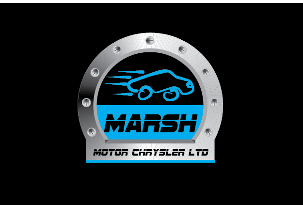 Logo Design by Digital Designs - Entry No. 1 in the Logo Design Contest Marsh Motors Chrysler Logo Design.