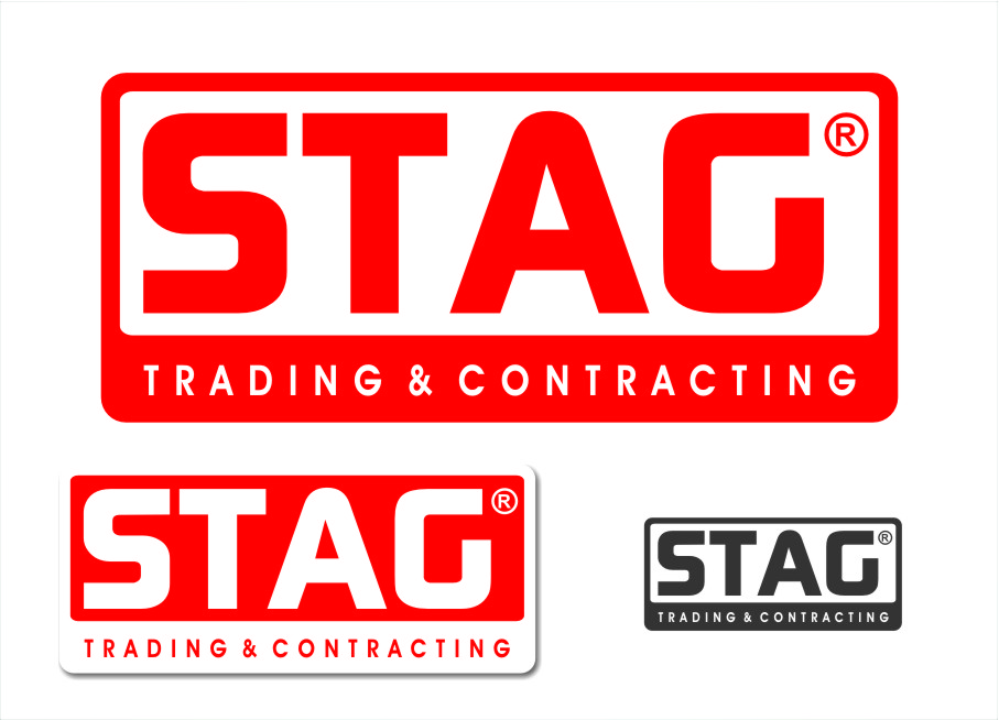 Logo Design by RasYa Muhammad Athaya - Entry No. 126 in the Logo Design Contest Captivating Logo Design for STAG Trading & Contracting.