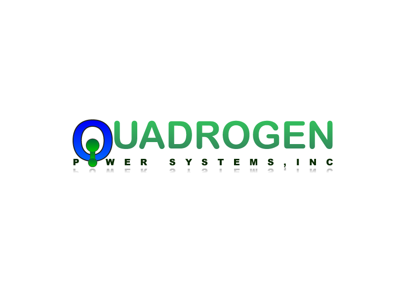 Logo Design by Private User - Entry No. 29 in the Logo Design Contest New Logo Design for Quadrogen Power Systems, Inc.