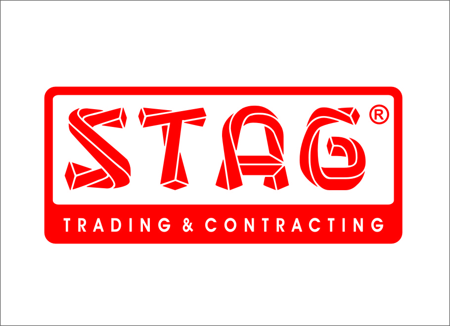 Logo Design by RasYa Muhammad Athaya - Entry No. 127 in the Logo Design Contest Captivating Logo Design for STAG Trading & Contracting.