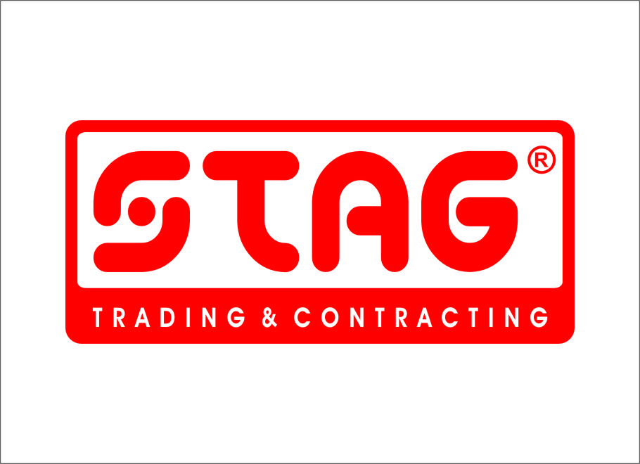 Logo Design by RasYa Muhammad Athaya - Entry No. 130 in the Logo Design Contest Captivating Logo Design for STAG Trading & Contracting.