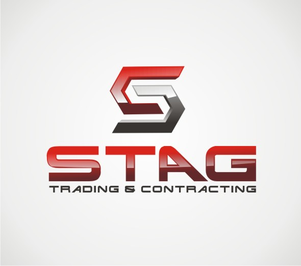 Logo Design by Reivan Ferdinan - Entry No. 131 in the Logo Design Contest Captivating Logo Design for STAG Trading & Contracting.