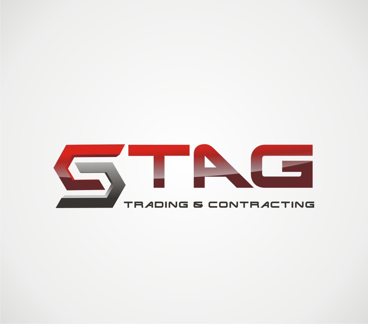 Logo Design by Reivan Ferdinan - Entry No. 132 in the Logo Design Contest Captivating Logo Design for STAG Trading & Contracting.
