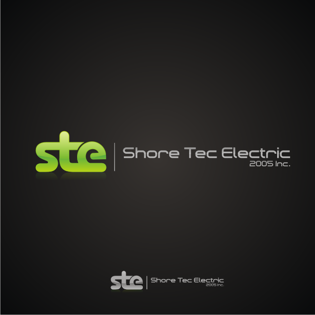 Logo Design by key - Entry No. 186 in the Logo Design Contest Shore Tec Electric 2005 Inc.
