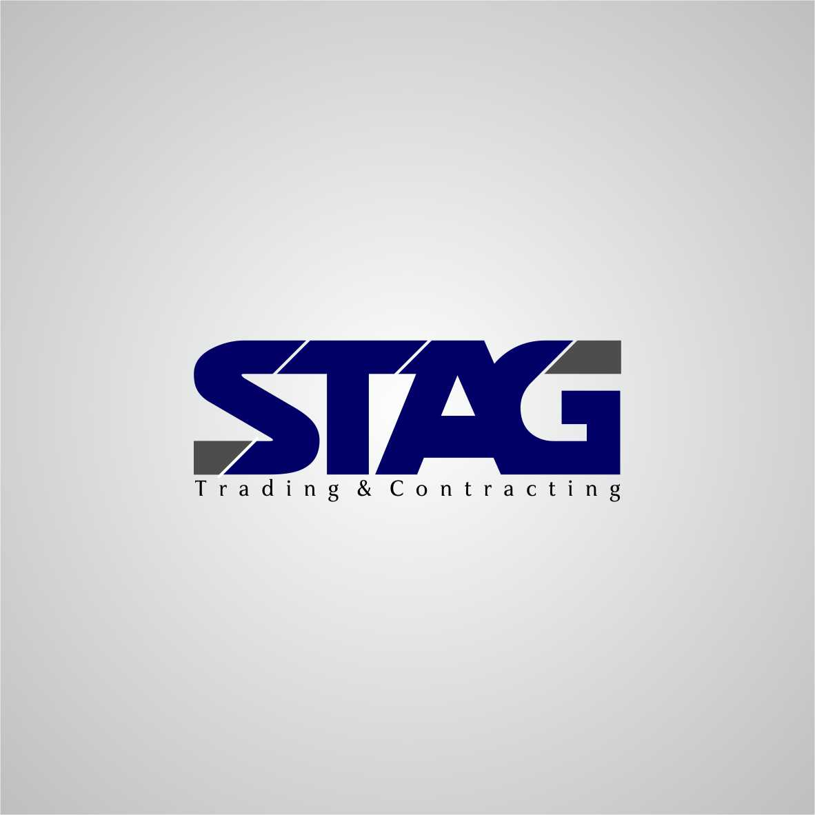 Logo Design by arteo_design - Entry No. 133 in the Logo Design Contest Captivating Logo Design for STAG Trading & Contracting.