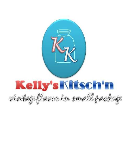 Logo Design by Mercedita Gerna-Castro - Entry No. 5 in the Logo Design Contest Unique Logo Design Wanted for Kelly's Kitsch'n.