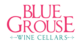 Logo Design by Gagan Kapoor - Entry No. 265 in the Logo Design Contest Creative Logo Design for Blue Grouse Wine Cellars.
