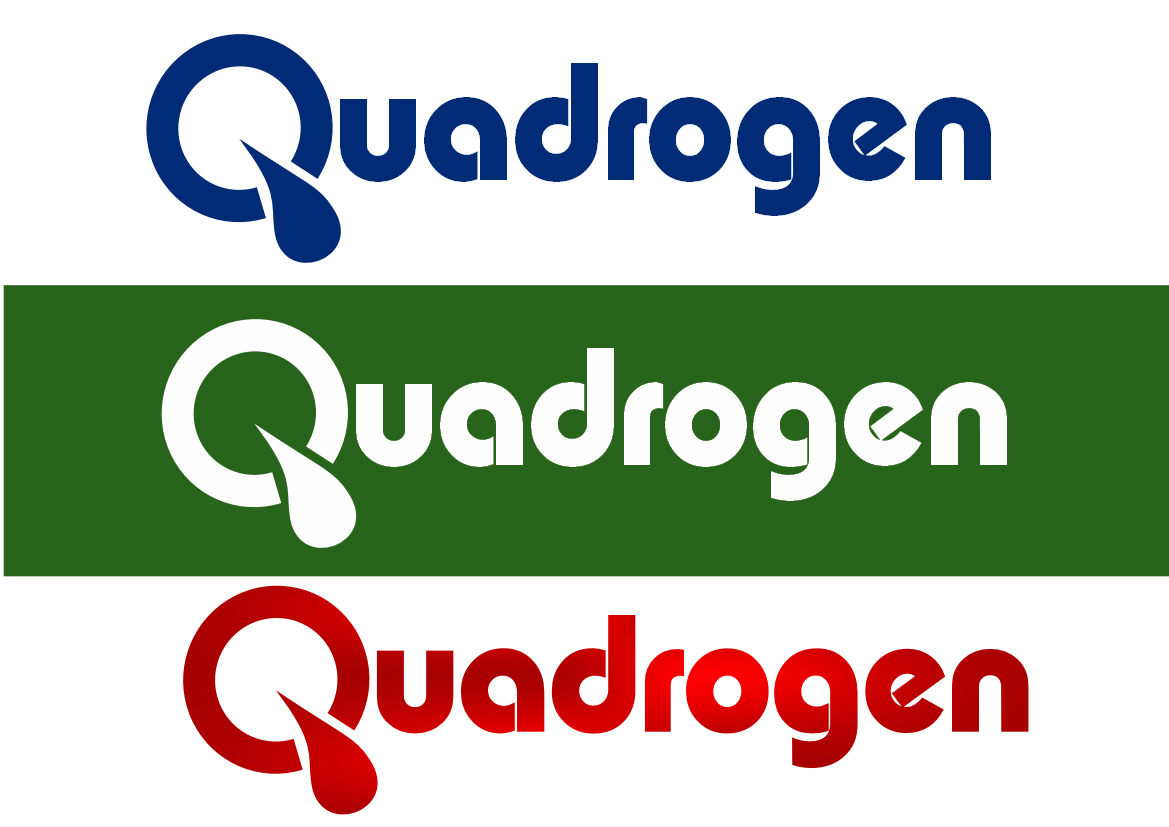 Logo Design by Heri Susanto - Entry No. 37 in the Logo Design Contest New Logo Design for Quadrogen Power Systems, Inc.