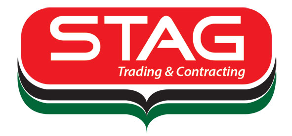 Logo Design by Mohamed Sheikh - Entry No. 141 in the Logo Design Contest Captivating Logo Design for STAG Trading & Contracting.