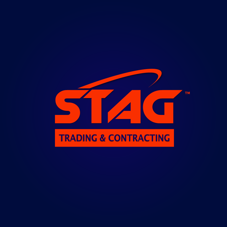 Logo Design by moonflower - Entry No. 142 in the Logo Design Contest Captivating Logo Design for STAG Trading & Contracting.