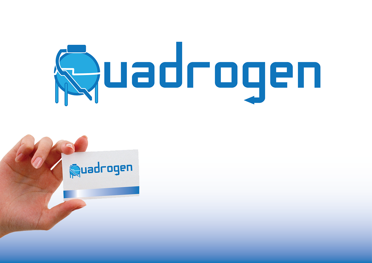 Logo Design by robken0174 - Entry No. 39 in the Logo Design Contest New Logo Design for Quadrogen Power Systems, Inc.