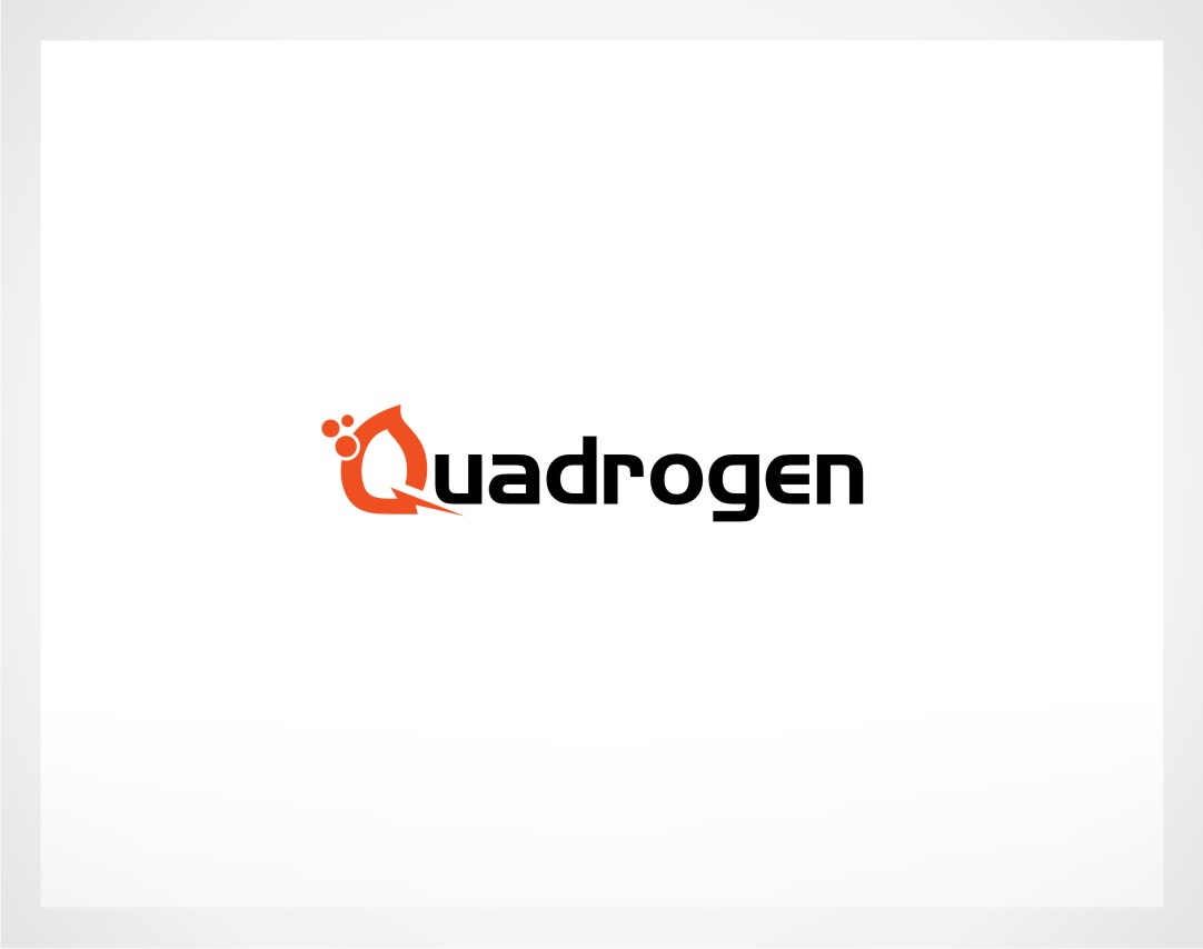 Logo Design by untung - Entry No. 41 in the Logo Design Contest New Logo Design for Quadrogen Power Systems, Inc.