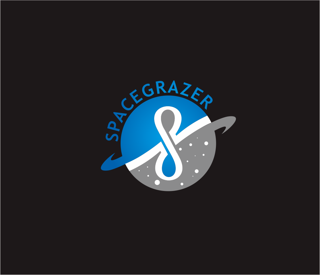 Logo Design by Armada Jamaluddin - Entry No. 3 in the Logo Design Contest Fun Logo Design for Spacegrazer.