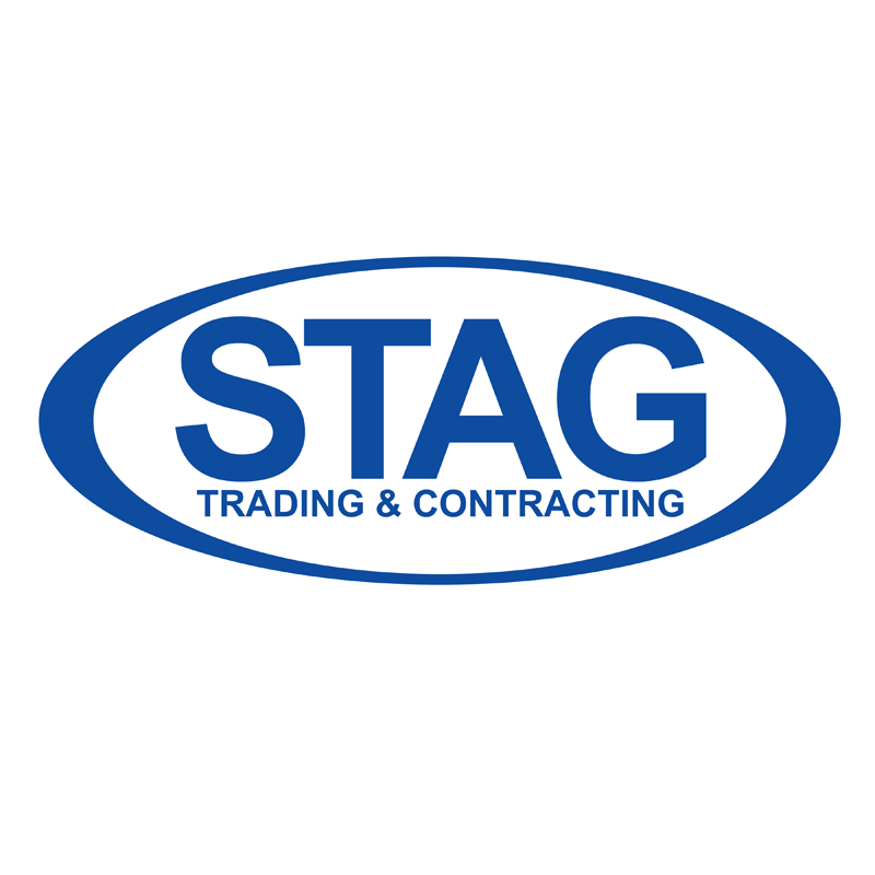Logo Design by Private User - Entry No. 148 in the Logo Design Contest Captivating Logo Design for STAG Trading & Contracting.