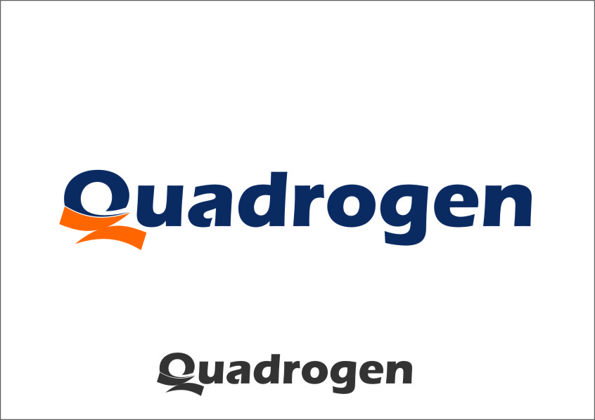 Logo Design by RasYa Muhammad Athaya - Entry No. 55 in the Logo Design Contest New Logo Design for Quadrogen Power Systems, Inc.