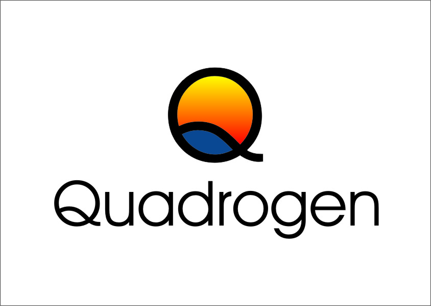 Logo Design by Ngepet_art - Entry No. 57 in the Logo Design Contest New Logo Design for Quadrogen Power Systems, Inc.