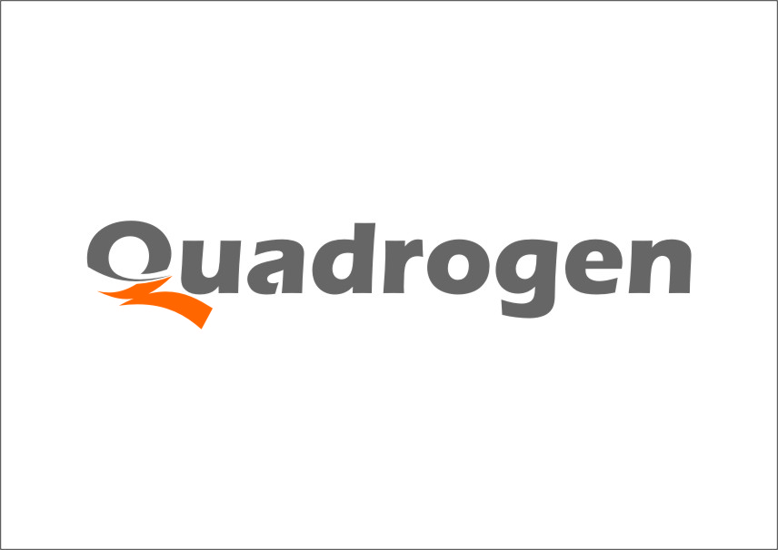 Logo Design by RasYa Muhammad Athaya - Entry No. 58 in the Logo Design Contest New Logo Design for Quadrogen Power Systems, Inc.