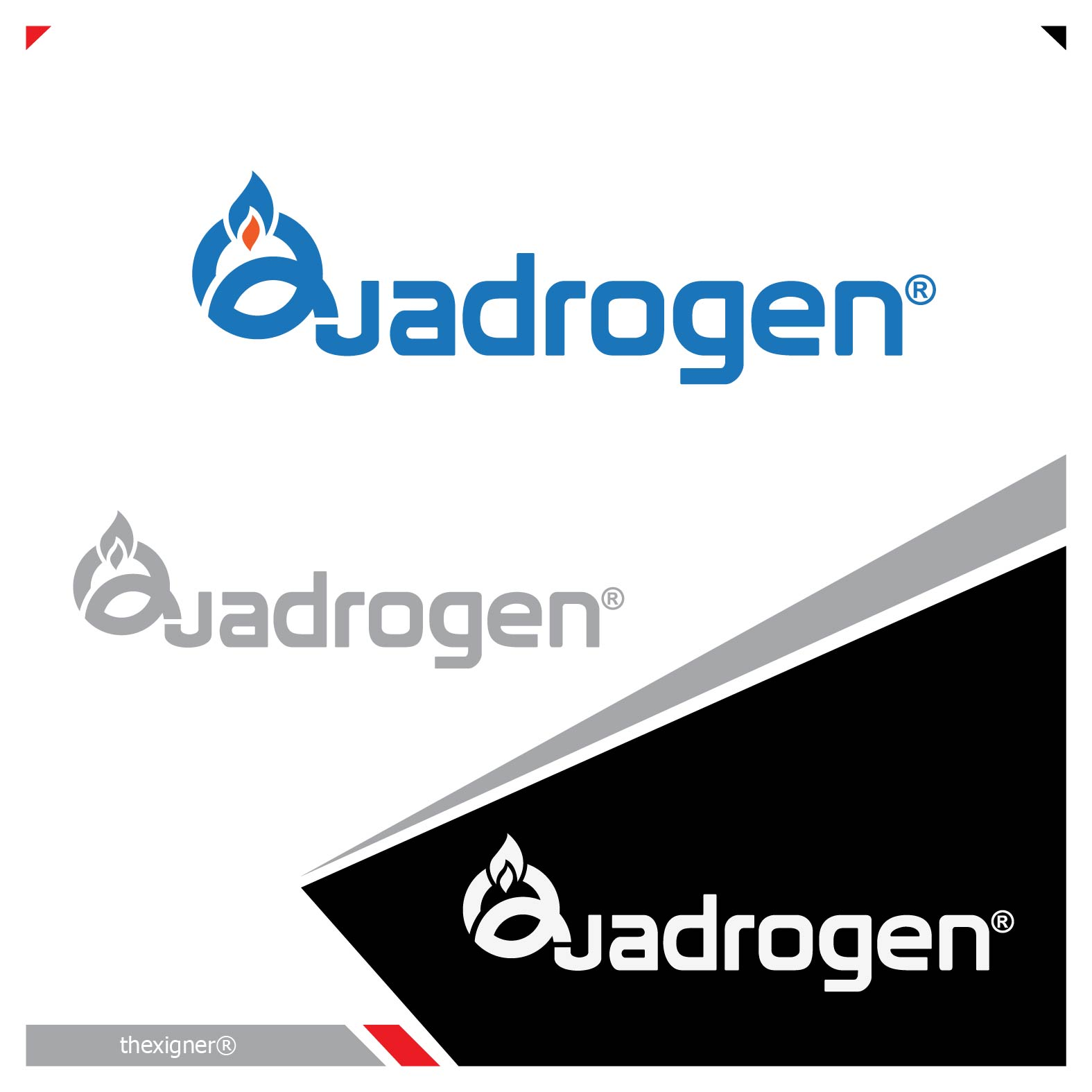 Logo Design by lagalag - Entry No. 61 in the Logo Design Contest New Logo Design for Quadrogen Power Systems, Inc.