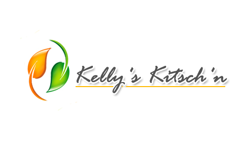 Logo Design by Crystal Desizns - Entry No. 13 in the Logo Design Contest Unique Logo Design Wanted for Kelly's Kitsch'n.