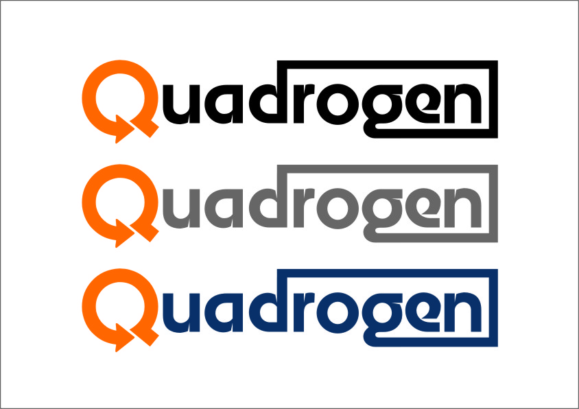 Logo Design by Ngepet_art - Entry No. 67 in the Logo Design Contest New Logo Design for Quadrogen Power Systems, Inc.