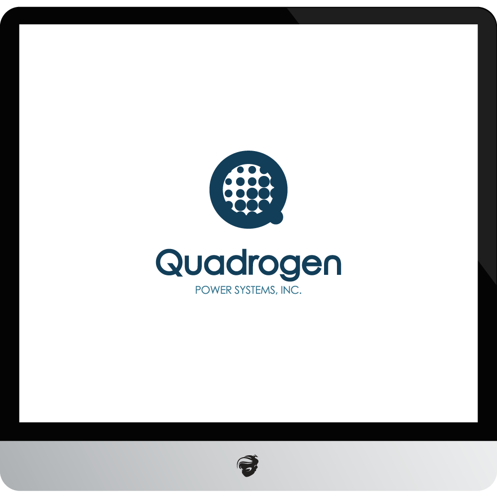 Logo Design by zesthar - Entry No. 71 in the Logo Design Contest New Logo Design for Quadrogen Power Systems, Inc.