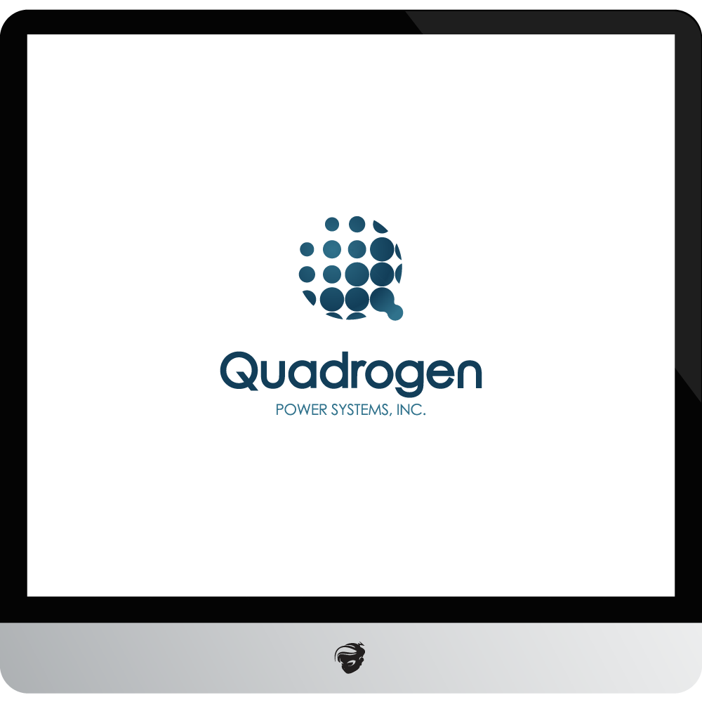 Logo Design by zesthar - Entry No. 72 in the Logo Design Contest New Logo Design for Quadrogen Power Systems, Inc.