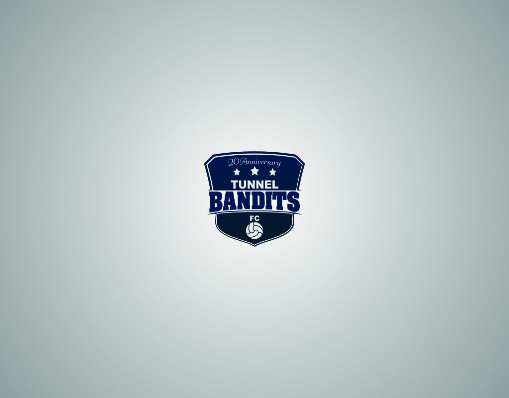 Logo Design by Private User - Entry No. 4 in the Logo Design Contest Tunnel Bandits Football Club (TBFC) Logo Design.