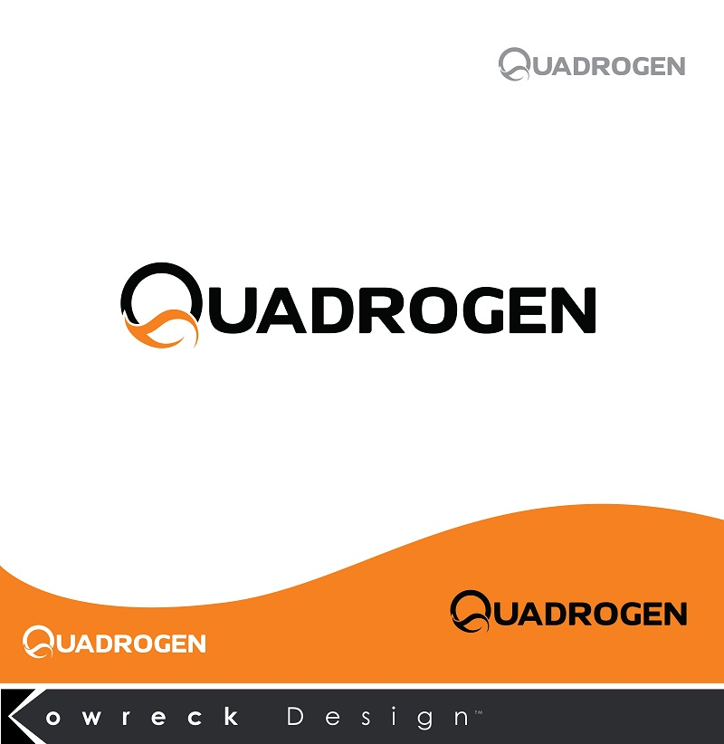 Logo Design by kowreck - Entry No. 75 in the Logo Design Contest New Logo Design for Quadrogen Power Systems, Inc.