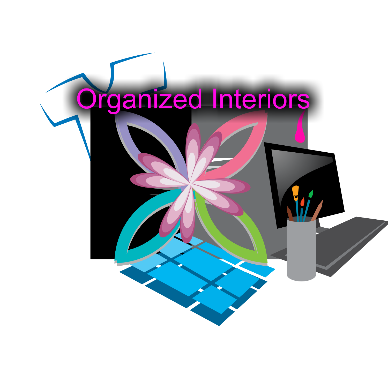 Logo Design by Melanie Fitzpatrick - Entry No. 18 in the Logo Design Contest Imaginative Logo Design for Organized Interiors.