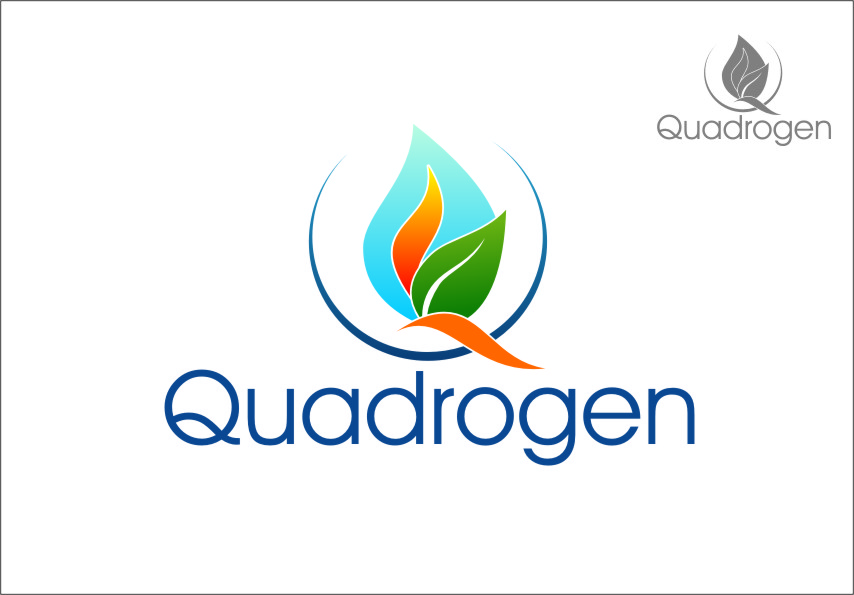 Logo Design by Ngepet_art - Entry No. 83 in the Logo Design Contest New Logo Design for Quadrogen Power Systems, Inc.